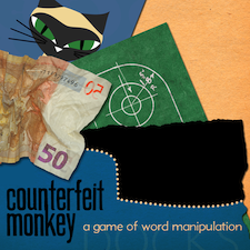 counterfeit monkey