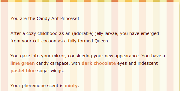 candy ant princess