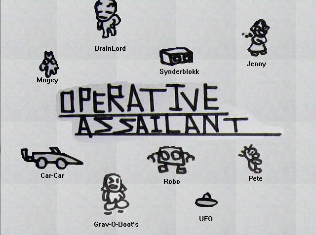 OpAssScreen